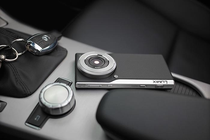 Panasonic Lumix CM1 : un appareil photo et un smartphone