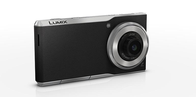 Panasonic Lumix CM1 - vue de face