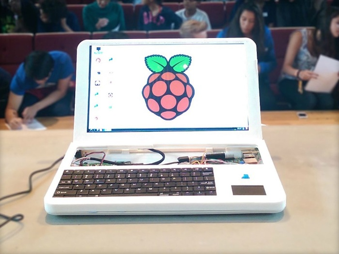 Pi-Top, un ordinateur portable Raspberry Pi imprimé en 3D