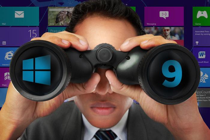 Windows 9 : il serait gratuit pour les utilisateurs sous Windows 8