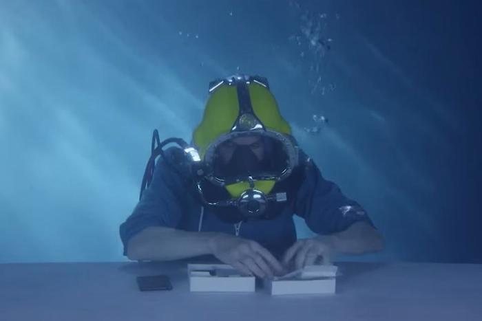 Xperia Z3 : il apparaît dans un premier unboxing sous l'eau