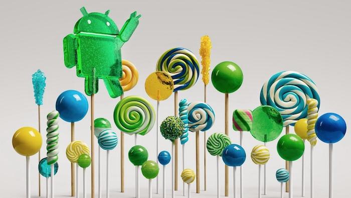 Android Lollipop arrivera sur la Nexus 7 et la Nexus 10 le 3 novembre