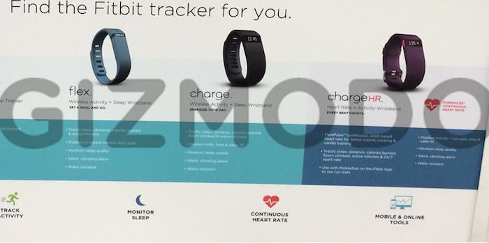 Fitbit Charge : un moniteur de fréquence cardiaque en sus