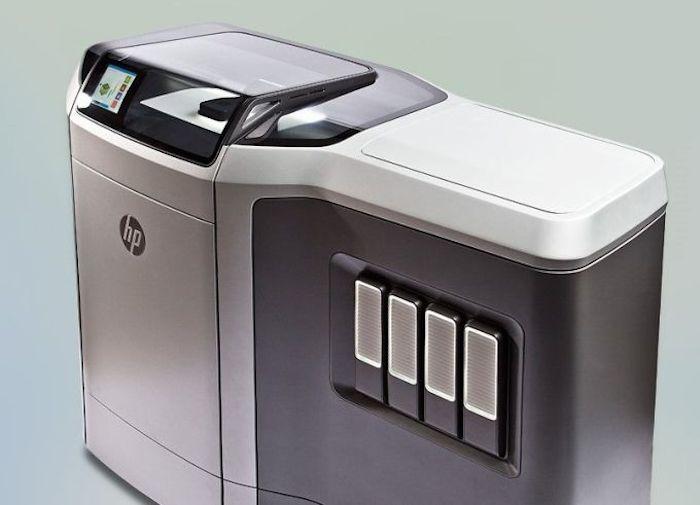HP Multi Jet Fusion 3D
