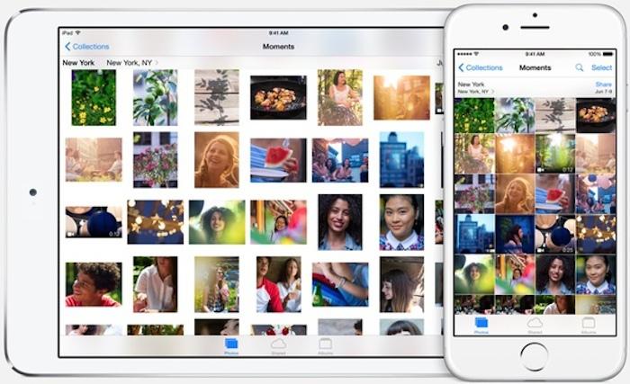 iOS 8.1 est maintenant disponible