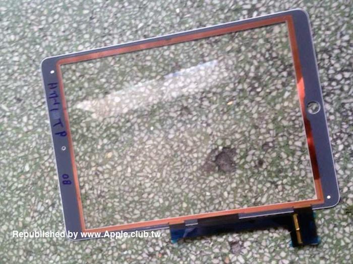 Écran iPad Air 2