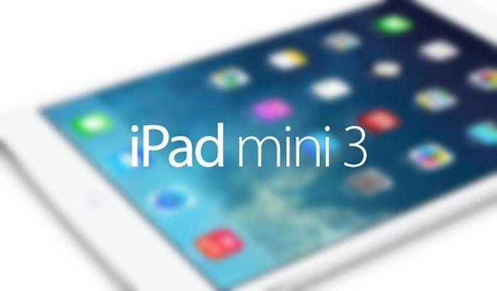 iPad Mini 3 (Air) : ce que nous savons jusqu'à présent