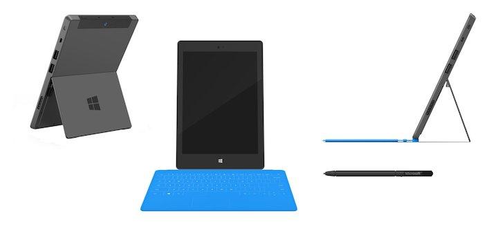 Surface Mini et Surface 3 : prêtent à arriver au combat
