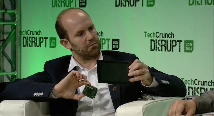 Un accessoire pour le Raspberry Pi vous permettra de faire un 'Pi Pad'