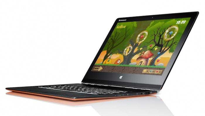 Lenovo Yoga 3 Pro : charnière