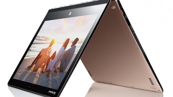 Lenovo Yoga 3 Pro : mode tente