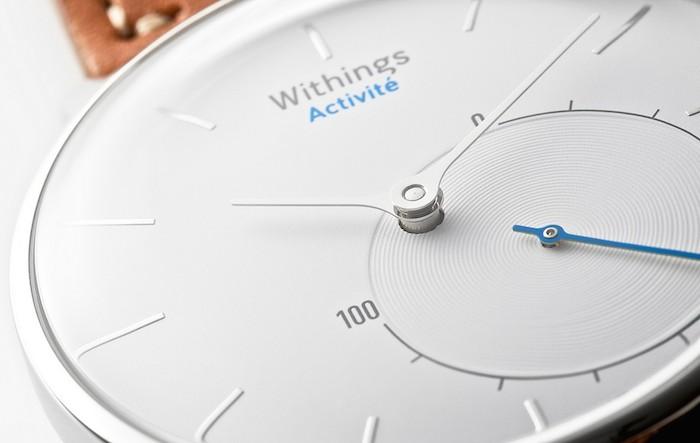 L'élégante Withings Activité est disponible en pré-commande pour 390 euros