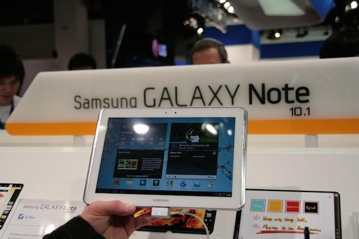 Samsung et Microsoft envisageraient une tablette de 13 pouces