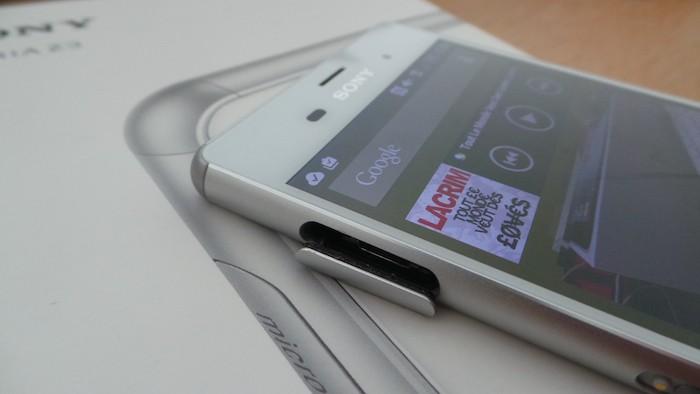 Sony Xperia Z3 : écran