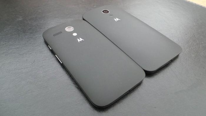 Moto G (2014) versus Moto G