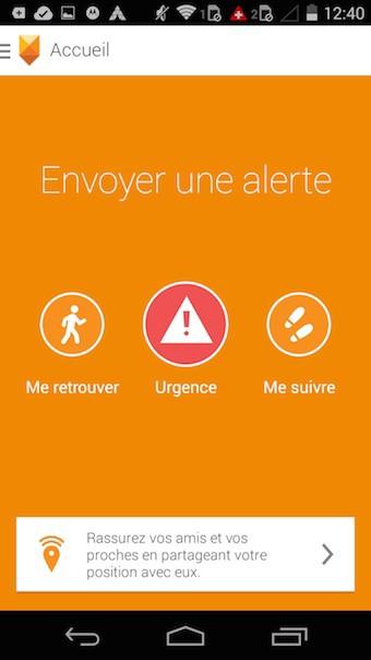 Moto G (2014) : Motorola Alert