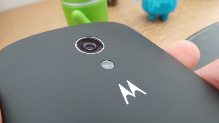 Moto G (2014) : caméra de 8 mégapixels