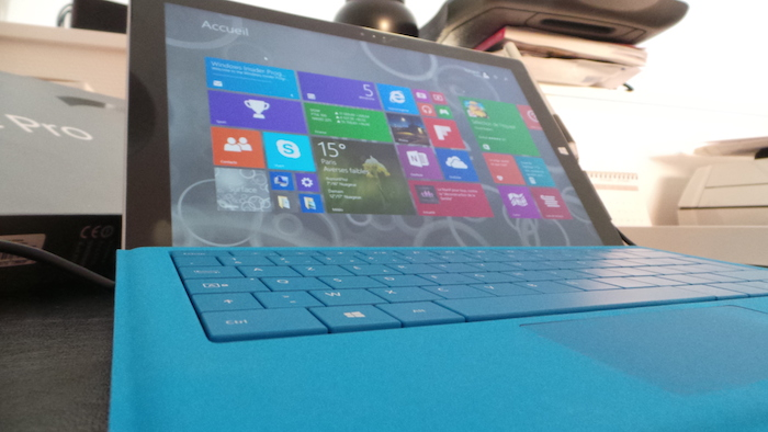 Surface Pro 3 : Windows 8.1