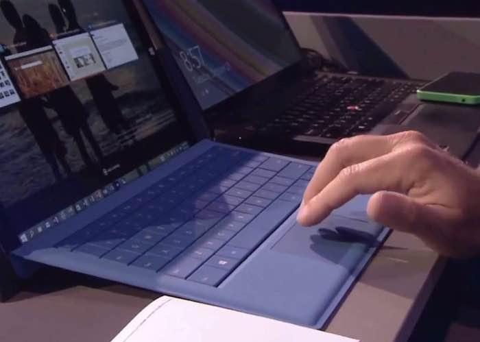 De nouvelles gestuelles pour Windows 10
