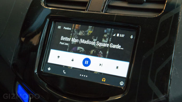 Android Auto va apporter Google Now