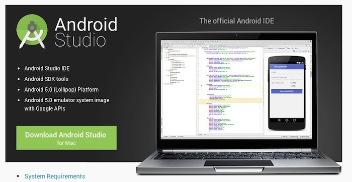 Android Studio 1.0 : la création d'application Android facilitée