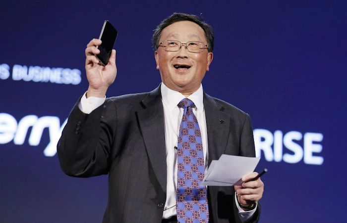 BlackBerry va révéler tous ses secrets au MWC 2015
