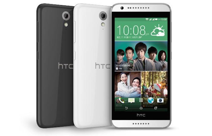 HTC Desire 620 : un smartphone abordable très soigné