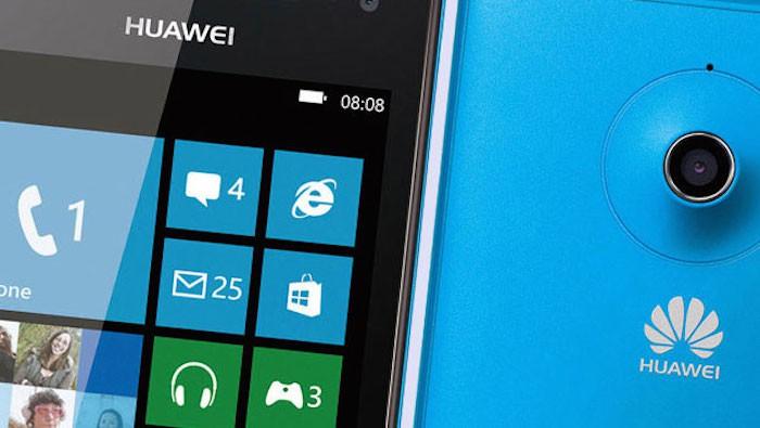 Huawei évacue sa frustration au sujet de Windows Phone