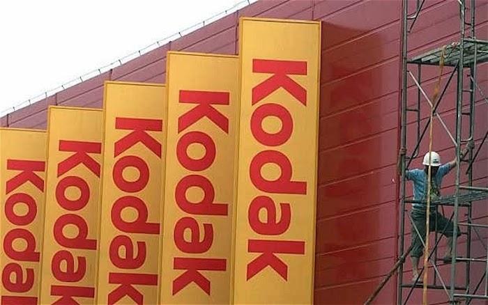 Kodak s'apprête à lancer ses smartphones et tablettes pour 2015