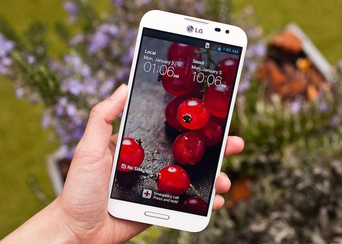 LG abandonnerait la gamme G Pro pour se concentrer sur le LG G4