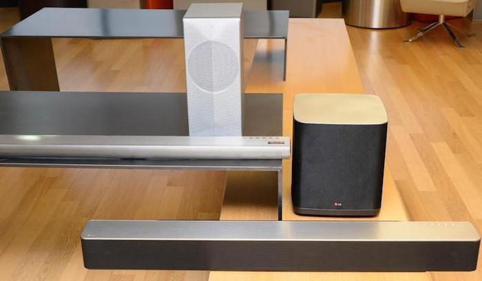 LG Music Flow : la première enceinte nomade Wi-fi