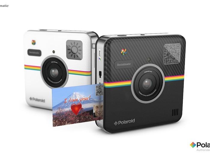 Polaroid Socialmatic lancé en janvier à 300 dollars