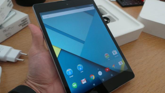 Nexus 9 : verdict