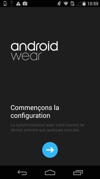 Moto 360 : Moto Connect - 1