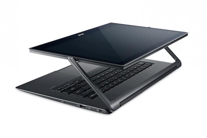 Acer Aspire R13 : mode Ezel