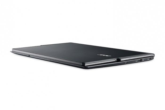 Acer Aspire R13 : mode tablette