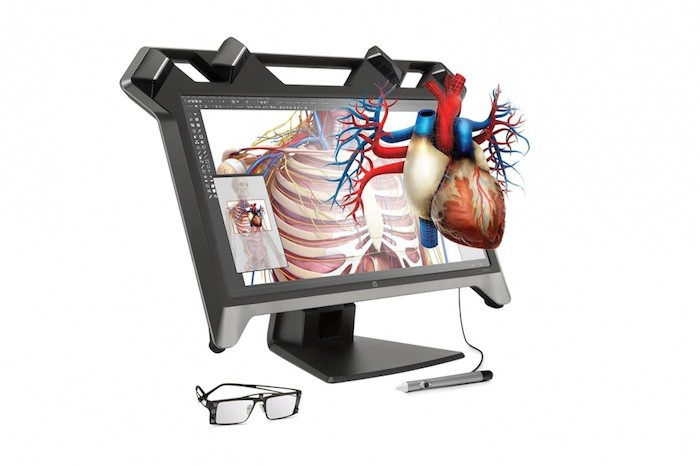 HP Zvr Virtual Reality Display - domaine de la médecine
