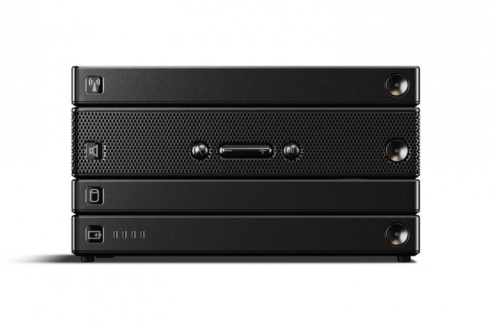 Lenovo ThinkPad Stack : version empilée
