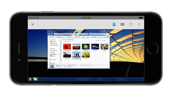 Google Chrome Remote Desktop maintenant disponible pour iOS