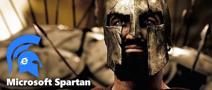 Spartan : le navigateur de Windows 10 démasqué dans une autre fuite