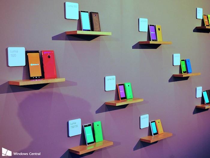 Windows 10 arrivera sur la 'majorité' des smartphones Lumia