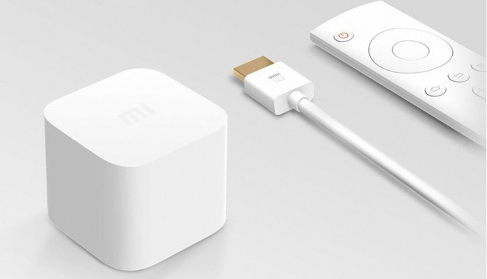 Xiaomi Mi Box Mini : la connectique