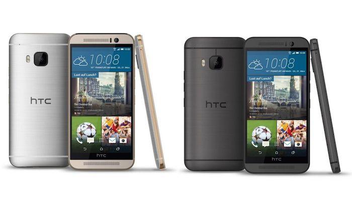 Le HTC One M9 devrait être différent du One M9 Plus