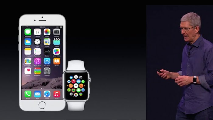 Keynote Apple de l'iPhone 6