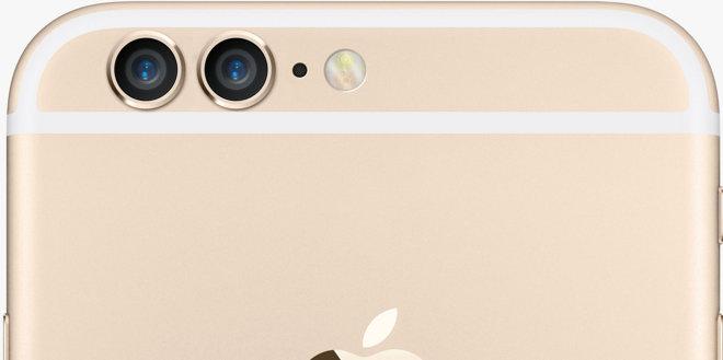 iPhone 6S : un double objectif ?
