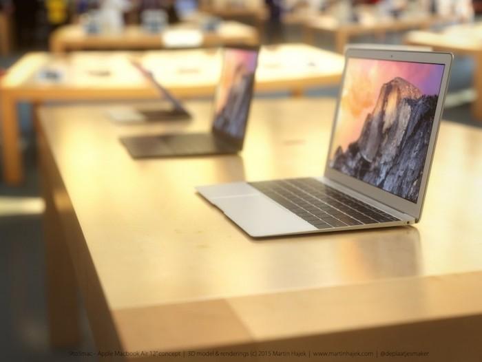 Du Touch ID pour le MacBook Air, et d'autres périphériques