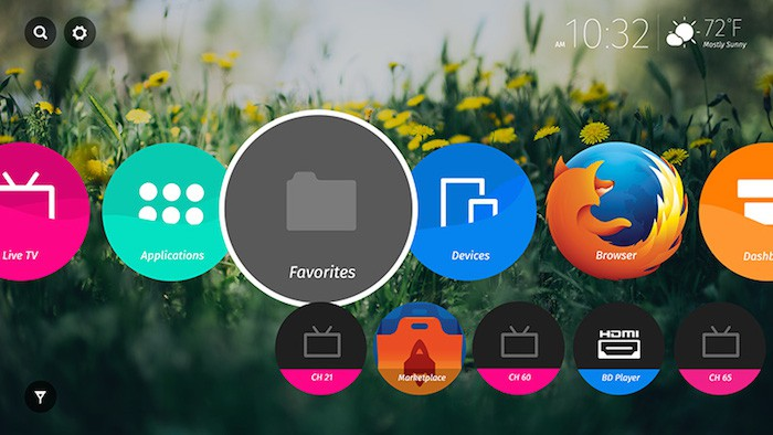 Panasonic présente ses premières Smart TV propulsées par Firefox OS