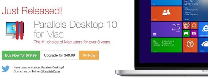 Vous voulez essayer Windows 10 sur votre Mac ?
