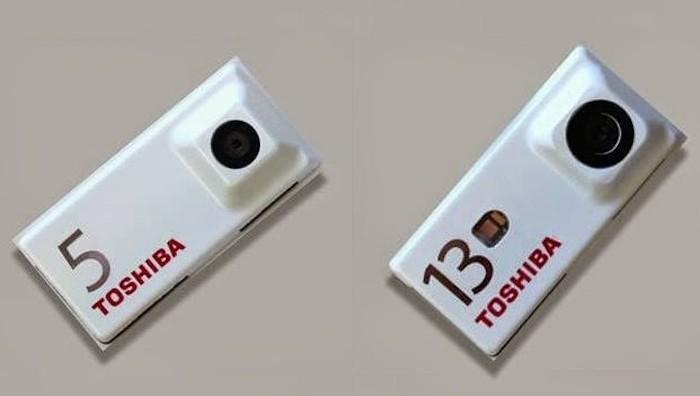Project Ara : Toshiba dévoile les premiers modules caméra