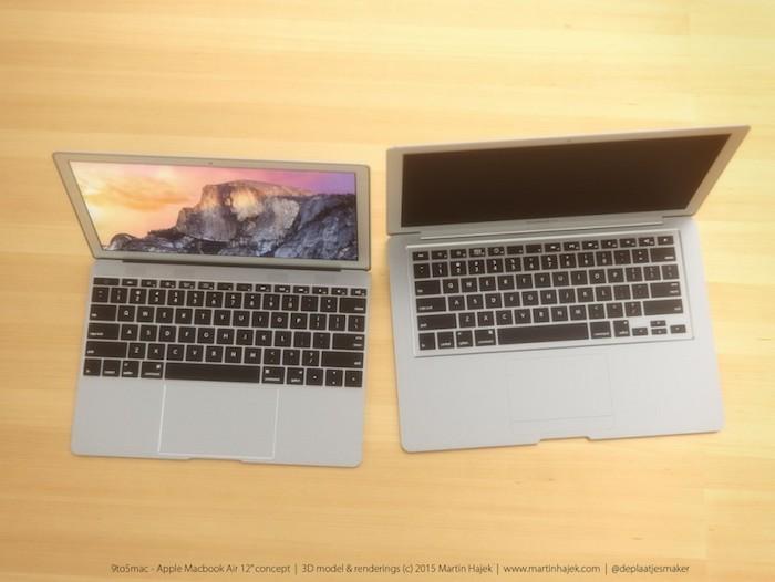 Concept MacBook Air Retina